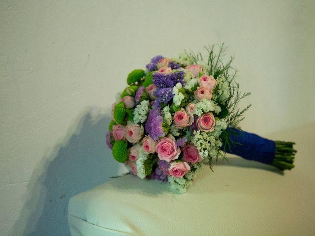 La boda de Héctor y Silvia en Saelices, Cuenca 13