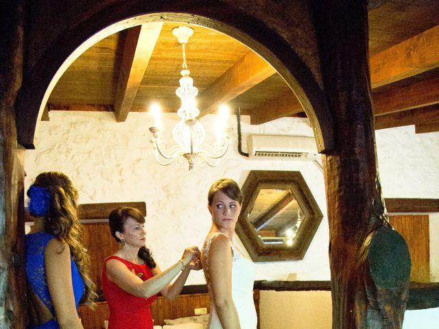 La boda de Héctor y Silvia en Saelices, Cuenca 15