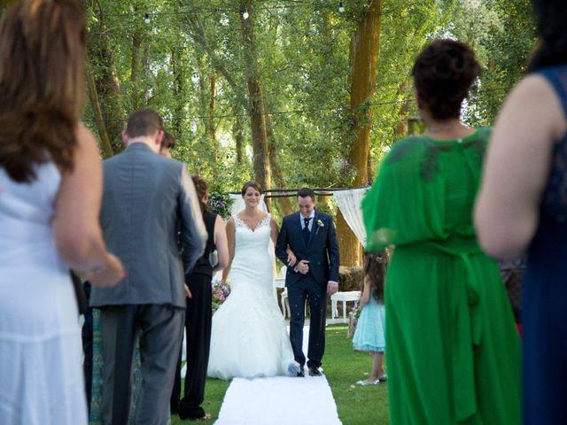 La boda de Héctor y Silvia en Saelices, Cuenca 20