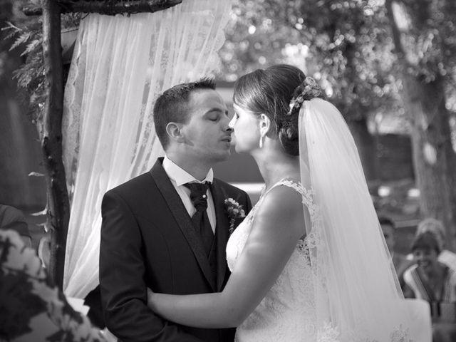 La boda de Silvia y Héctor
