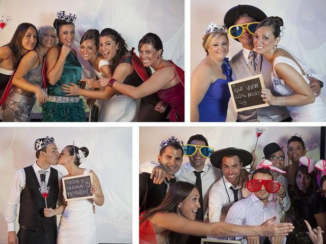La boda de Gloria y Oscar en Valencia, Valencia 10