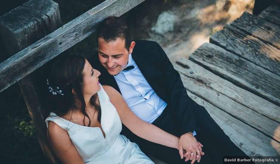 La boda de Gus y Cris en Albalat Dels Tarongers, Valencia