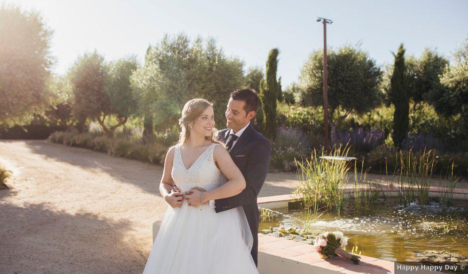 La boda de Javier y Susana en Aranjuez, Madrid