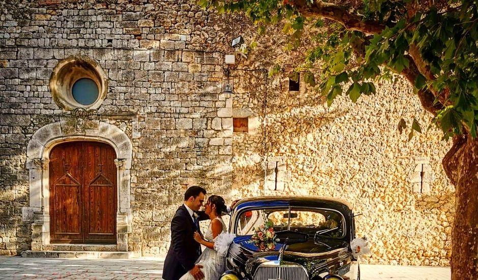 La boda de Lidia y Daniel en Vilabertran, Girona