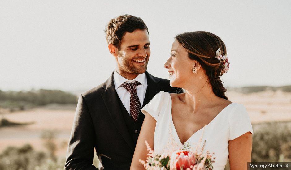 La boda de Fernando y Mónica en Montuïri, Islas Baleares