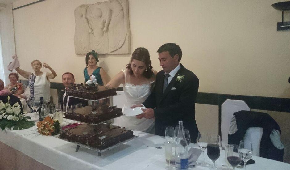 La boda de Pablo Gutierrez y Maria Eugenia en Ávila, Ávila
