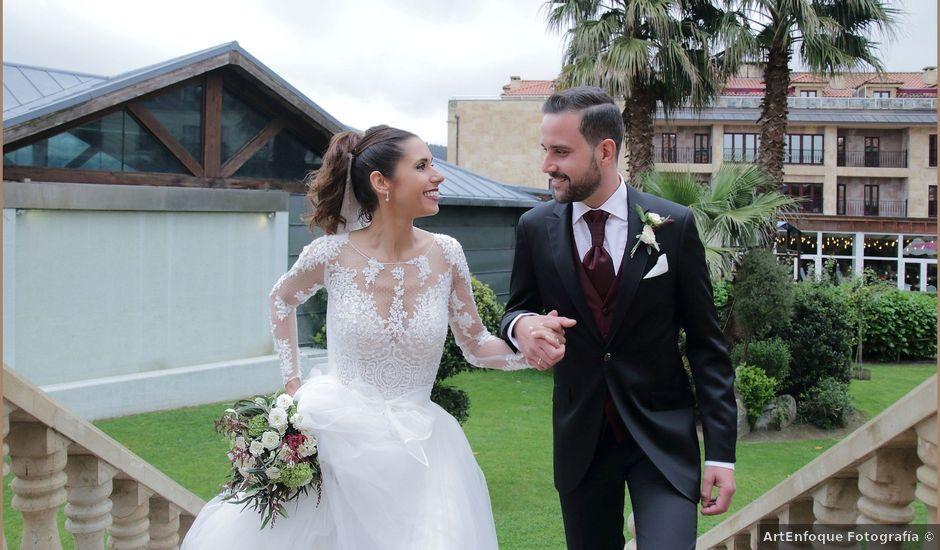 La boda de Julio y María en Hoznayo, Cantabria