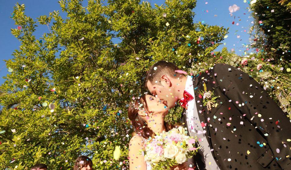 La boda de Víctor  y Andrea  en O Porriño, Pontevedra