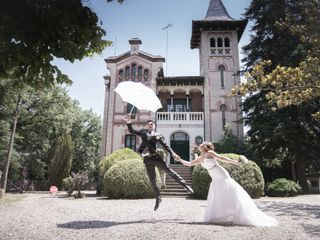 La boda de Helena y Pere