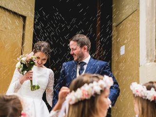 La boda de Anna y Javier