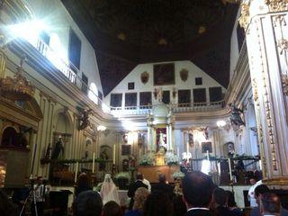 La boda de Ana Mata y Jesús Vicente  1