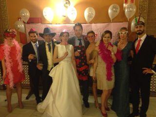 La boda de Ana Mata y Jesús Vicente