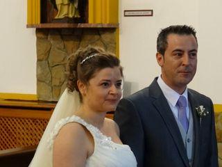 La boda de Vanessa y Jorge