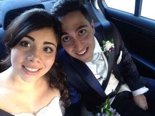 La boda de Paola y Adrián