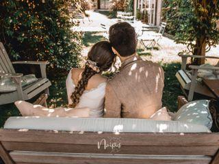 La boda de Saraí y Joel