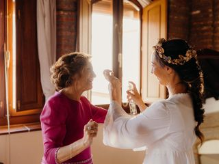 La boda de Olga y Salva 1