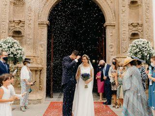 La boda de Olga y Salva
