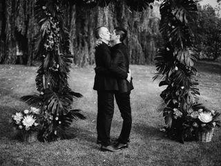 La boda de Julián  y Xevi