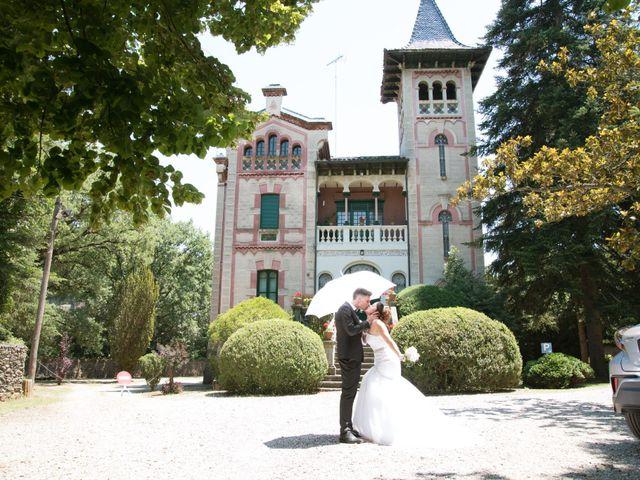 La boda de Pere y Helena en Les Planes D'hostoles, Girona 16