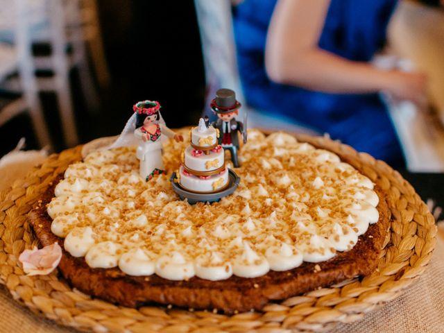 La boda de Fran y Eva en Riudoms, Tarragona 7