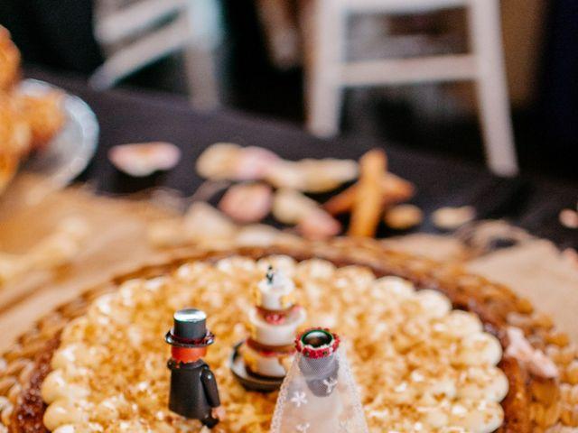 La boda de Fran y Eva en Riudoms, Tarragona 8