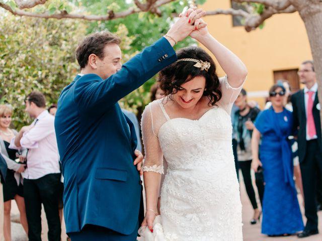 La boda de Fran y Eva en Riudoms, Tarragona 9
