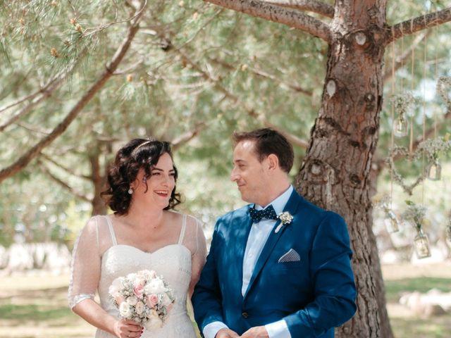 La boda de Fran y Eva en Riudoms, Tarragona 22
