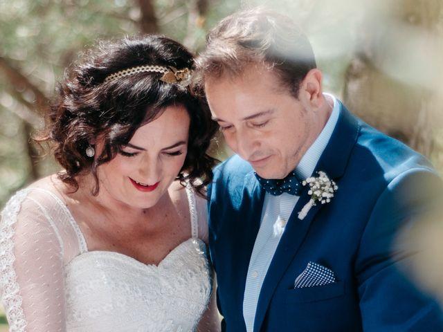 La boda de Fran y Eva en Riudoms, Tarragona 23