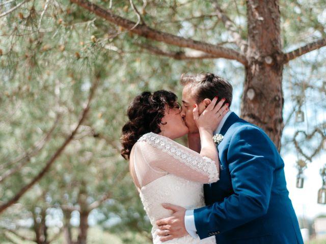 La boda de Fran y Eva en Riudoms, Tarragona 24