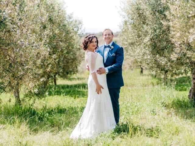 La boda de Fran y Eva en Riudoms, Tarragona 26