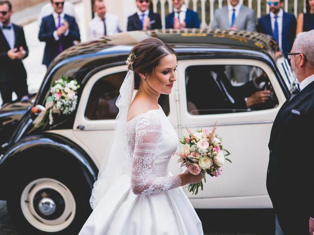 La boda de Javier y Anna en Fontanars Dels Alforins, Valencia 42