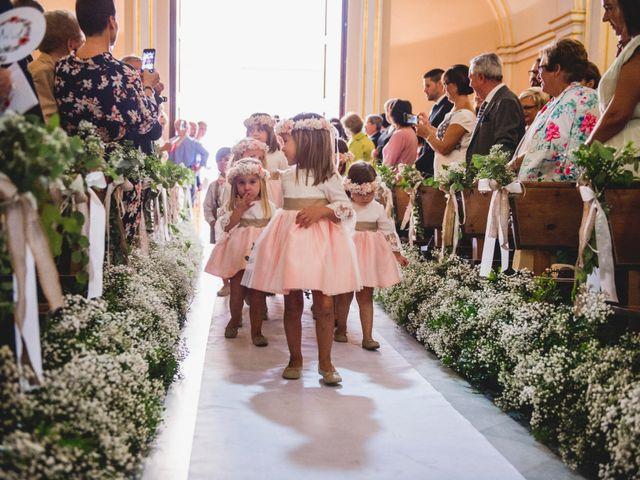 La boda de Javier y Anna en Fontanars Dels Alforins, Valencia 44