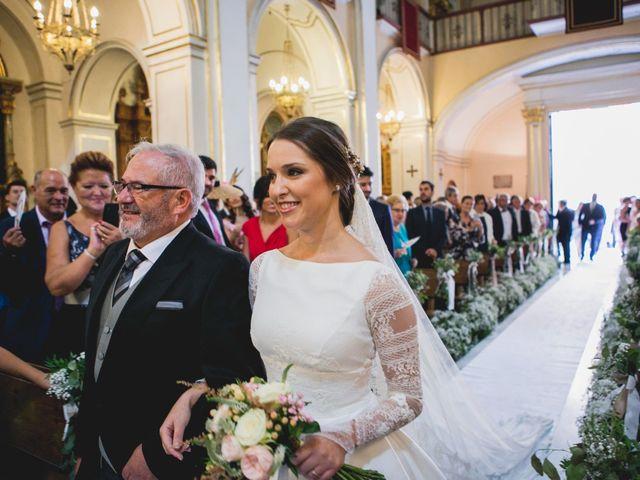 La boda de Javier y Anna en Fontanars Dels Alforins, Valencia 45