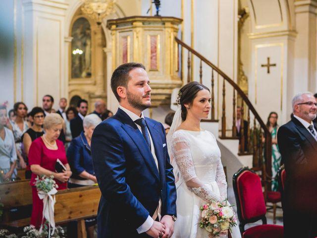 La boda de Javier y Anna en Fontanars Dels Alforins, Valencia 49