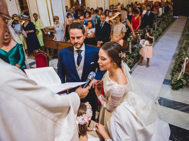 La boda de Javier y Anna en Fontanars Dels Alforins, Valencia 52