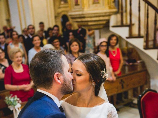 La boda de Javier y Anna en Fontanars Dels Alforins, Valencia 56