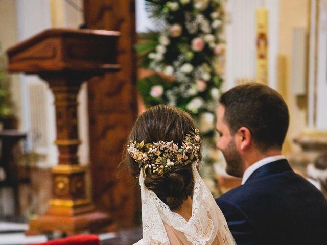 La boda de Javier y Anna en Fontanars Dels Alforins, Valencia 59