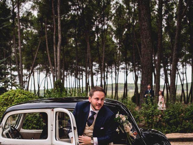 La boda de Javier y Anna en Fontanars Dels Alforins, Valencia 78