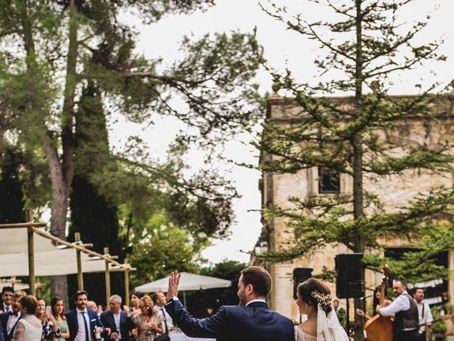 La boda de Javier y Anna en Fontanars Dels Alforins, Valencia 80