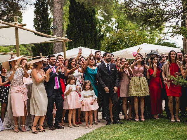 La boda de Javier y Anna en Fontanars Dels Alforins, Valencia 116