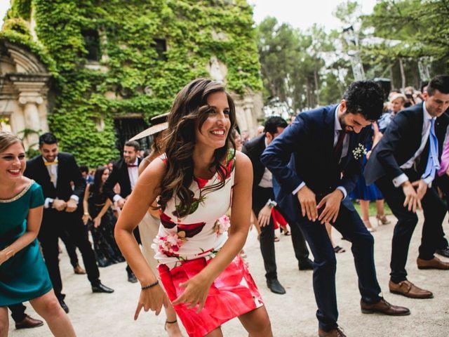 La boda de Javier y Anna en Fontanars Dels Alforins, Valencia 117