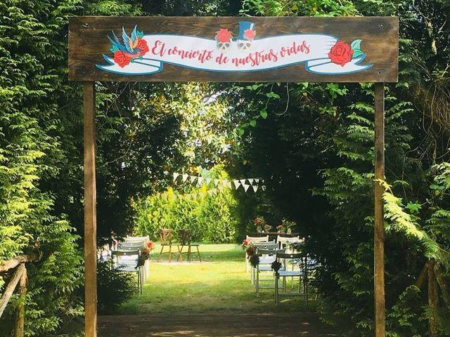 La boda de MARCOS y SARA en Moreira (Ponteareas), Pontevedra 1