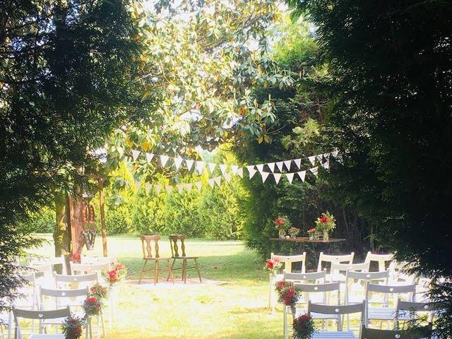 La boda de MARCOS y SARA en Moreira (Ponteareas), Pontevedra 5