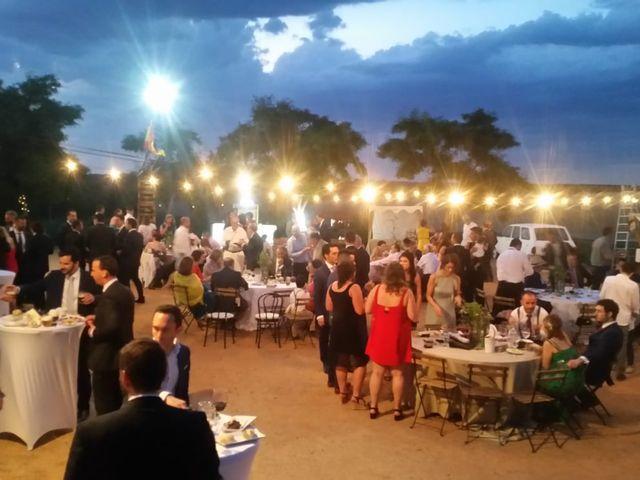 La boda de Alberto  y Marina  en Mora, Toledo 1