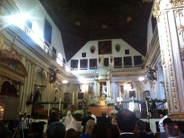 La boda de Jesús Vicente  y Ana Mata en Granada, Granada 3