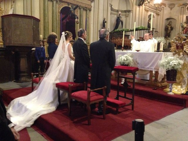 La boda de Jesús Vicente  y Ana Mata en Granada, Granada 6
