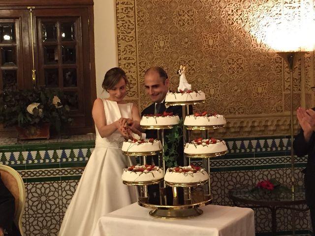 La boda de Jesús Vicente  y Ana Mata en Granada, Granada 2