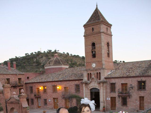 La boda de Noemí y Salva en Totana, Murcia 1