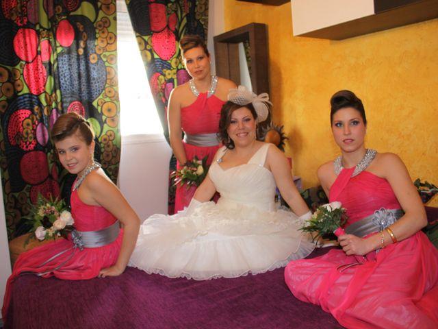 La boda de Noemí y Salva en Totana, Murcia 6