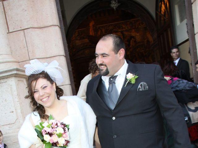 La boda de Noemí y Salva en Totana, Murcia 7